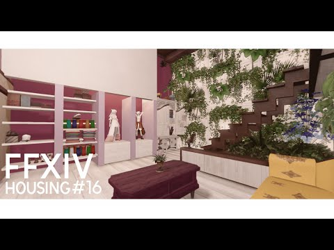 FFXIV HOUSING – The Cozy nest – Sarthe Habitat Marches