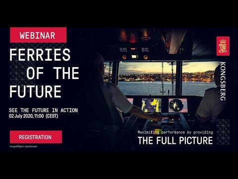 Webinar - Ferries of the future