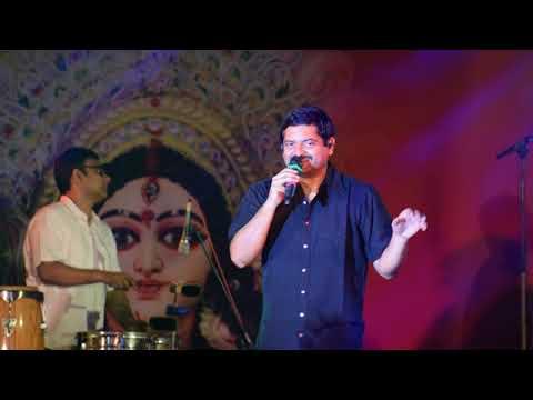 Ami je Rickshawal | Chandrabindu | Powai Sarvajanin Durgotsav 2017