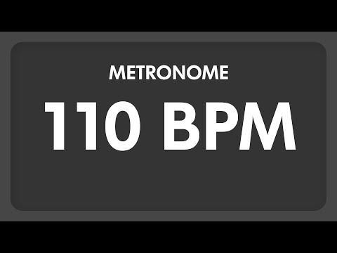 110 BPM - Metronome