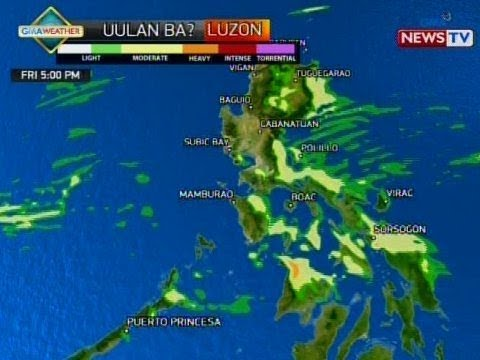 BP: Weather update as of 4:14 p.m. (Nov. 23, 2017)