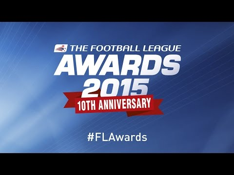 Football League Awards 2015 LIVE!