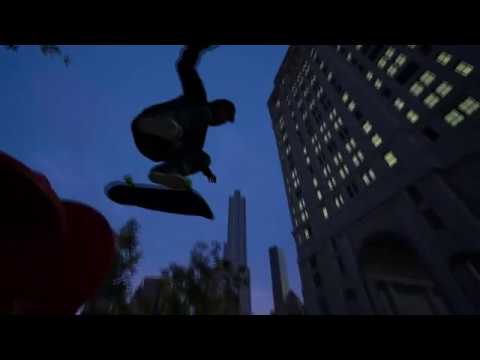 Ninja Chill - Session: Skateboarding Sim Game (Game Preview) |
