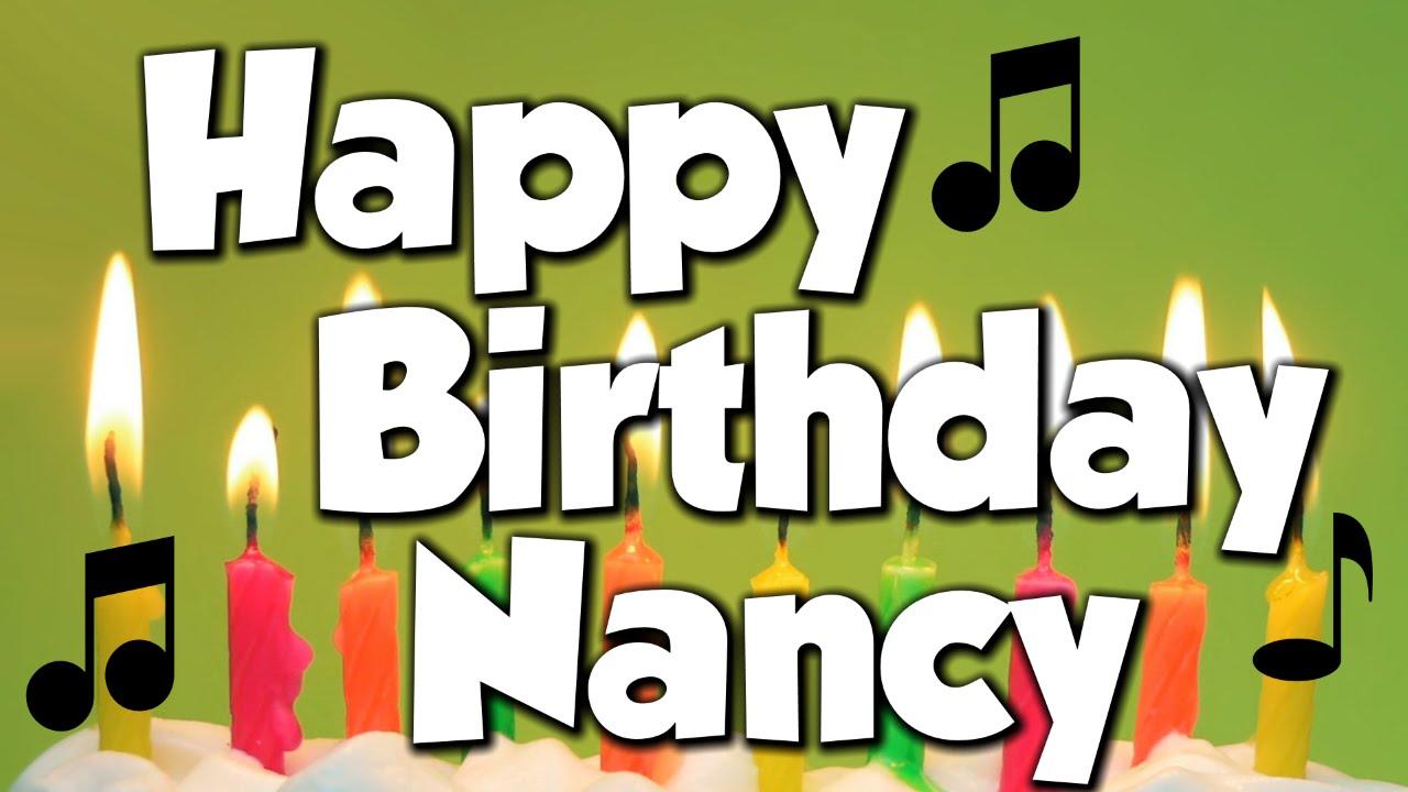 Image result for happy birthday nancy