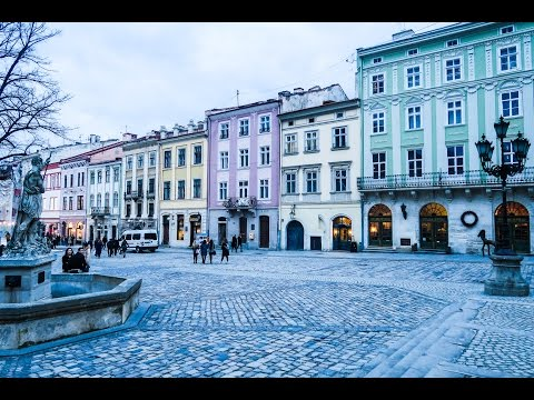 COFFEE MINES & SECRET RESTAURANTS IN LVIV, UKRAINE