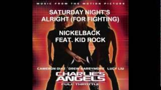 Download Nickelback - Saturday Night's Alright (For Fighting) with Lyrics MP3 song and Music Video