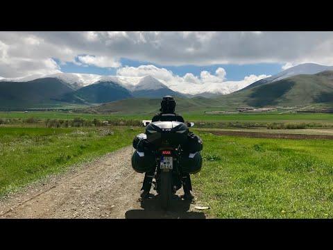 Silk Road On A Motorcycle 🇦🇲 (Part 5, Armenia) Шёлковый Путь На Мотоцикле (Армения). Seidenstrasse