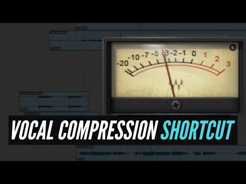 Vocal Compression Shortcut For Layered Vocals – RecordingRevolution.com