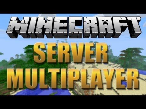 Como criar servidor multiplayer de Minecraft.