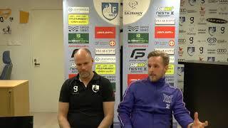 ÅIF - M-Team Lehdistötilaisuus 19.1.2019,  valmentajat
