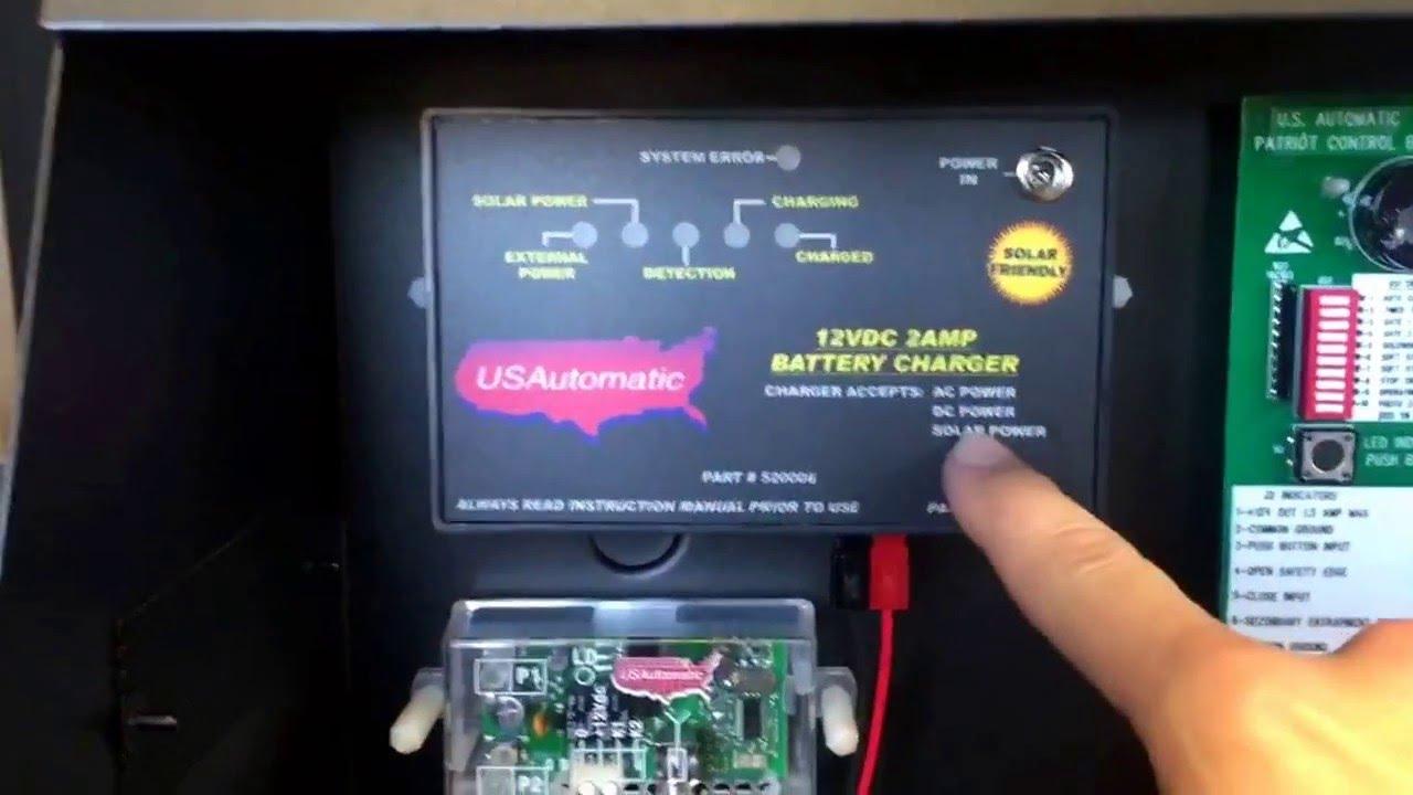 Us Automatic Patriot >> Patriot 1 Basic Troubleshooting 1