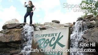 SRU Success Stories - Katie Hill, Early Childhood & Special Education