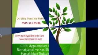 Fibromiyalji OZON Tedavisi, Kas Eklem Hastalıkları ve Romatizmal Sorunlarda OZON Tedavisi