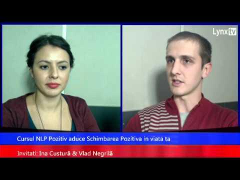 NLP Pozitiv aduce Schimbarea Pozitivă în viața ta (www.RadioLYNX.ro)