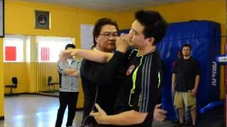 Inside look at Gary Lam Wing Chun 2012