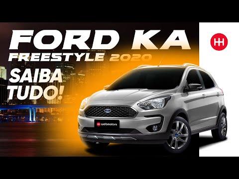 Teste: Ford Ka FreeStyle 1.5 Automático - Webmotors