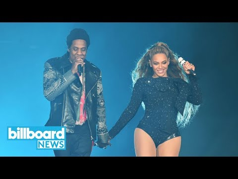 Beyonce And JAY-Z's Joint Album Is Now On Spotify And Amazon Music | Billboard News