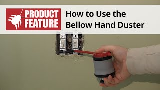 How to Use the Bellow Hand Duster to Apply Insecticide Dust