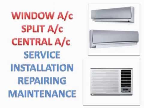 All Brands Air Conditioner Service Center Dubai
