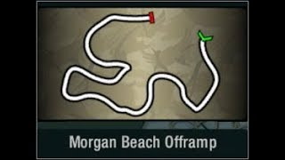 Need for Speed™ Carbon - Race #16 - Morgan Beach Offramp (Checkpoint)