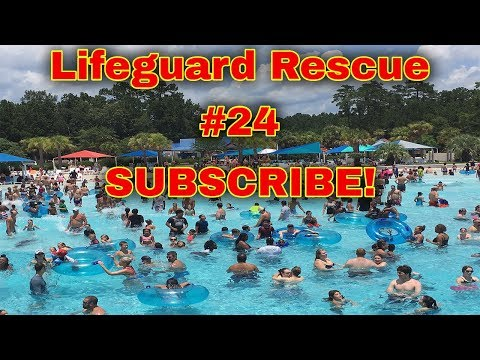 Wavepool Lifeguard Rescue 24 - Spot the Drowning!