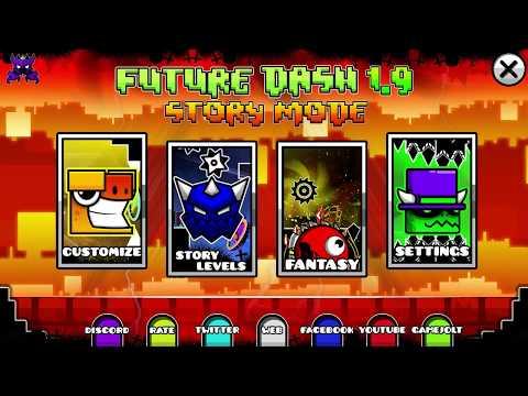 Future Dash By Boot-Dark Intro Fan-Game De GD 2.2