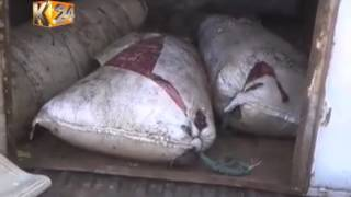 Two suspects arrested with 600kg of game meat arraigned in court