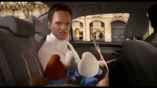 Smerfy 2 | The Smurfs 2 (2013) - Official Trailer Zwiastun - animacja, familijny, komedia