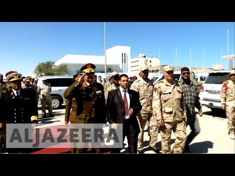 Libya: PM Sarraj open to talks with General Haftar