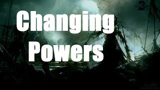 dcuo how to change powers