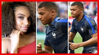 Kylian Mbpappe girlfriend: Alicia Aylies jets out for France vs Croatia World Cup final