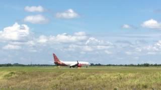 batik air malaysia 9m lcf boeing 737 8gp wl od1604 kul wmkk kch wbgg