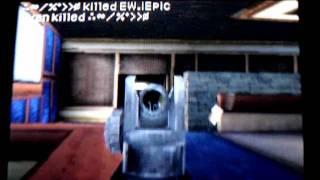 Modern Warfare 3 DS Defiance Online Deathmatch #1