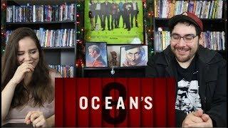 Ocean's 8 - Official 1st Trailer Reaction / Review