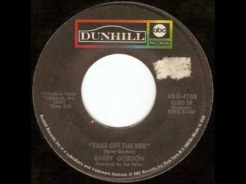 Barry Gordon - Take Off The Veil