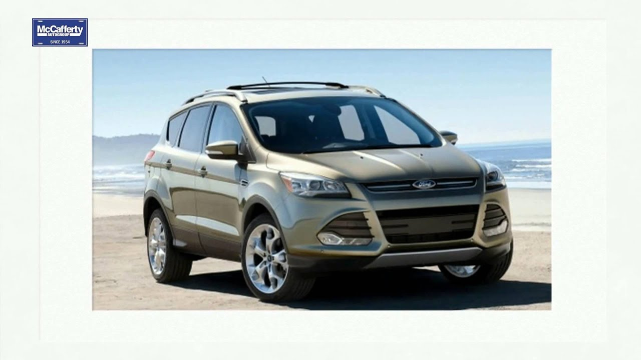 Ford Escape Vs. Nissan Rogue - YouTube