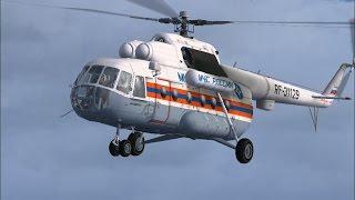 Microsoft Flight Simulator X Вертолет МИ-8(Видео не претендует на профессиональное, создано только лишь из-за любви к вертолетам. Просьба не судить..., 2016-12-29T20:35:30.000Z)