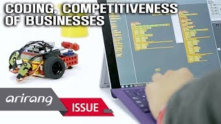 [Money Monster] Coding, raising competitiveness of businesses