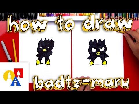 How To Draw Badtz-Maru