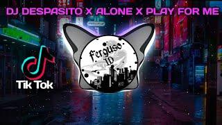 Download DJ DESPASITO X ALONE X PLAY FOR MEE 🔈🔉🔊 | Ferguso ID