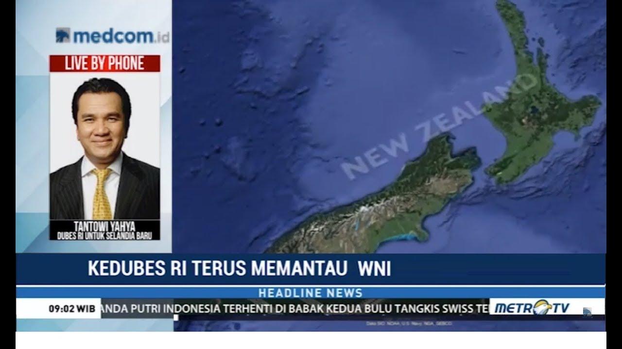 Pembantaian Selandia Baru News: Tragedi Di Dua Masjid Di Selandia Baru