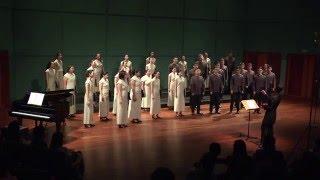 Fengyang Song - SYC Ensemble Singers