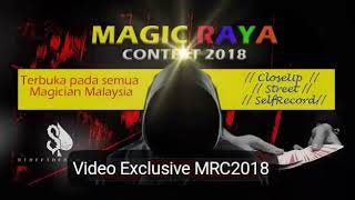 "Sembang Magic Exclusive "" MRC 2018 """