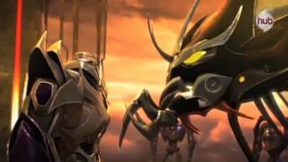 Transformers Prime Beast Hunters episode 3 Prey Clip