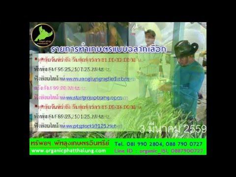 รายการทำเกษตรแบบฉลาดเลือก 03 มี.ค. 2559