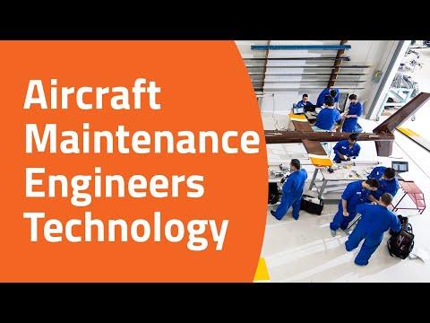 Aircraft Maintenance Engineers Technology