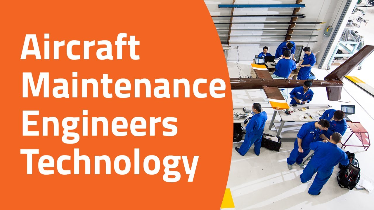 Aircraft Maintenance Engineers Technology | SAIT, Calgary