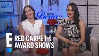 Nikki & Brie Bella Dish on Birdie's First Birthday Party | E! Red Carpet & Award Shows