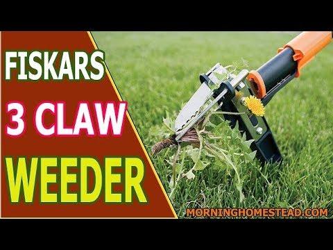 Fiskars 3 Claw Garden Weeder 78806935C