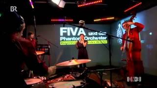 """Fiva & Das Phantom Orchester """"Die Stadt gehört wieder mir"""" live @ on3-Studio"""